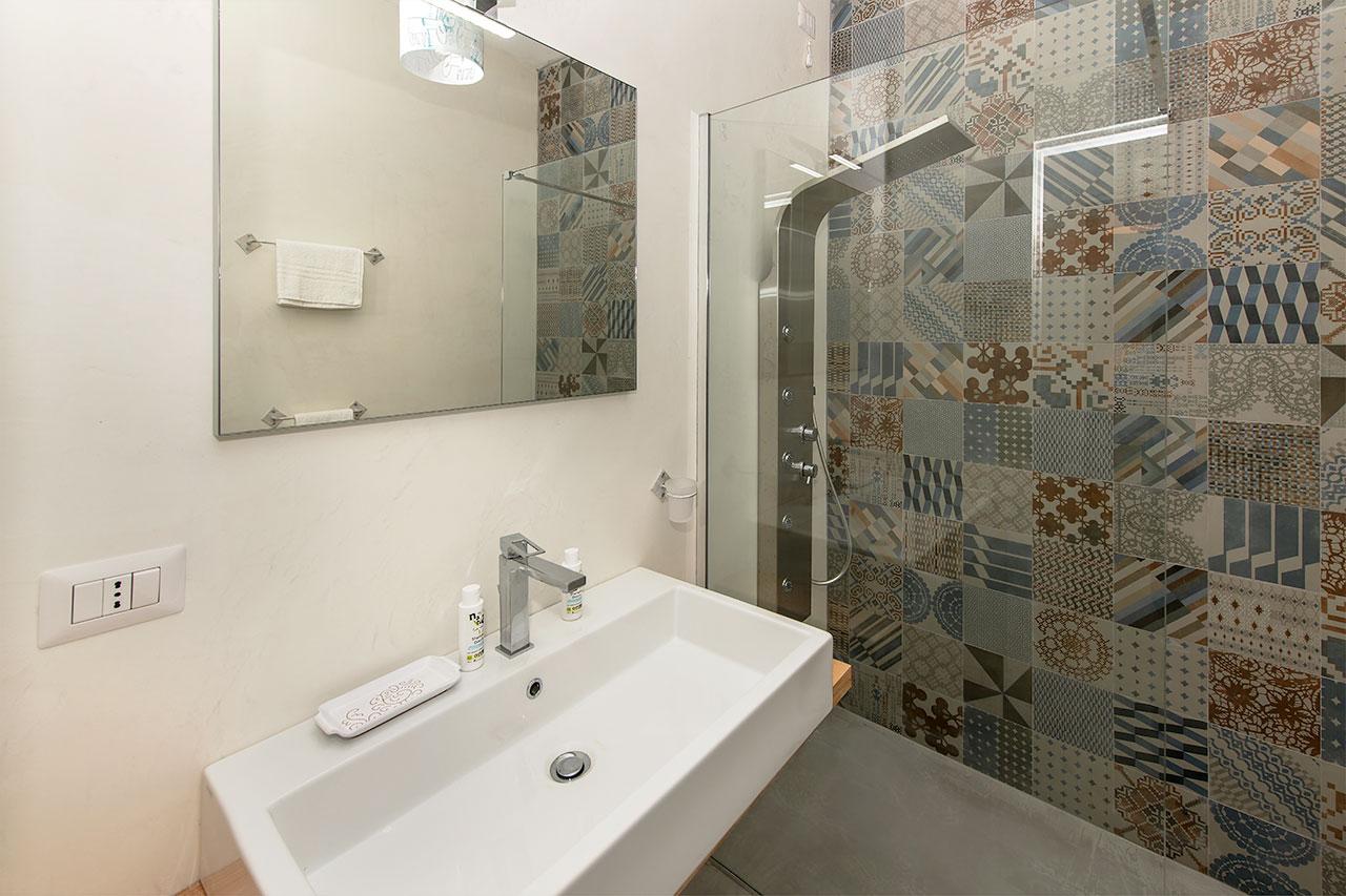 Bagno camera Asinello Asinara 1