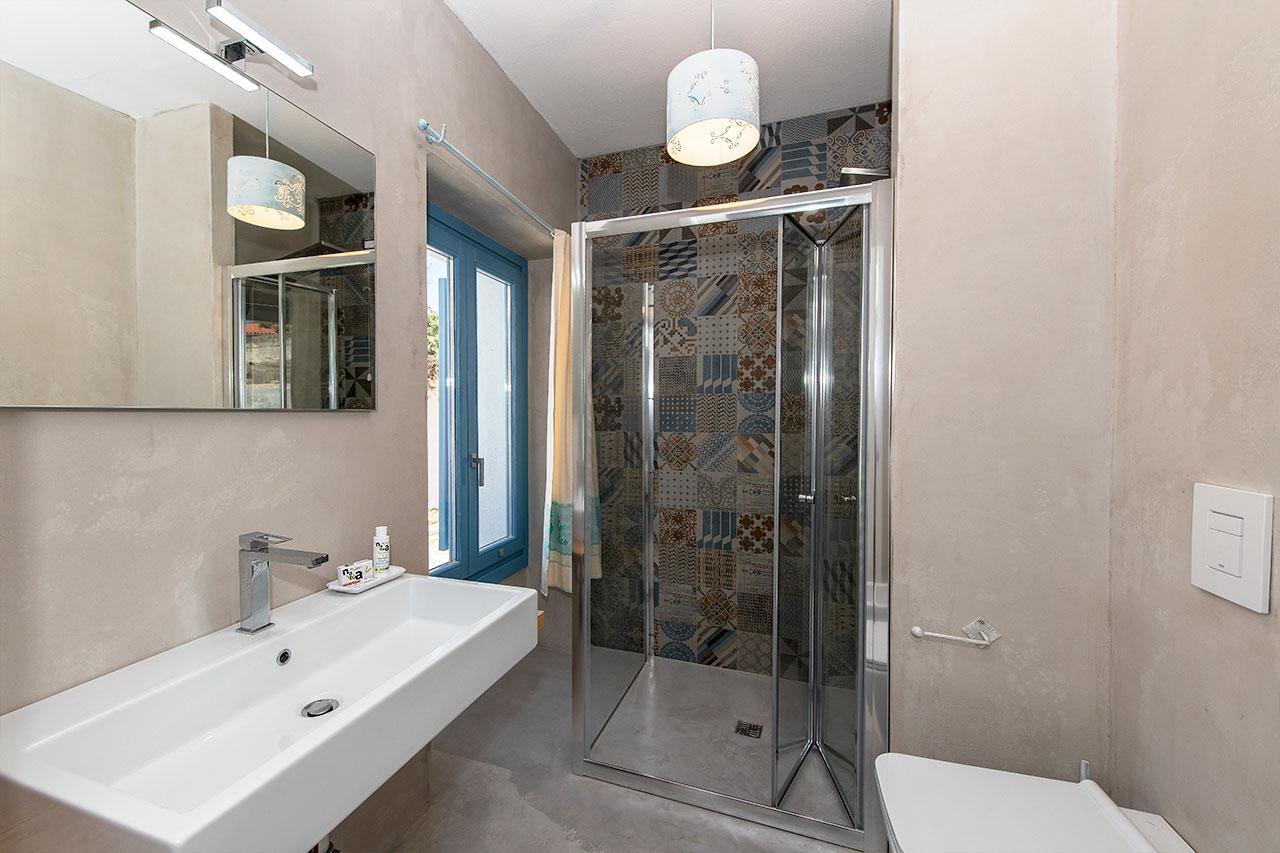 Foto bagno camera Pavoncella Asinara 1