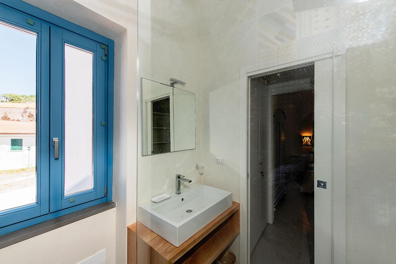 Bagno camera Pavoni Asinara 2