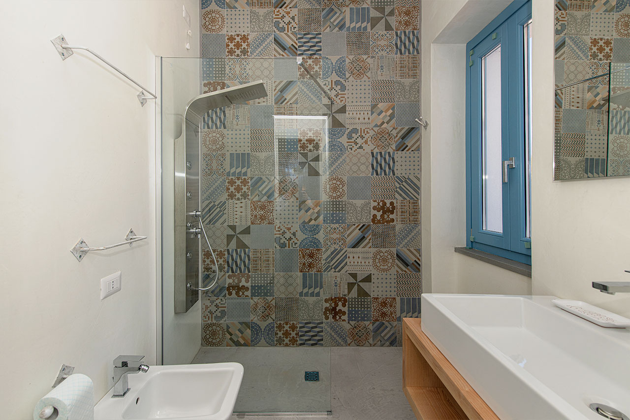 Bagno camera Pavoni Asinara 3