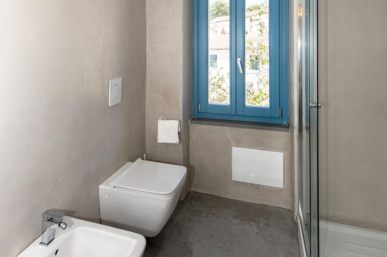 Bagno camera Stella Marina Asinara 2