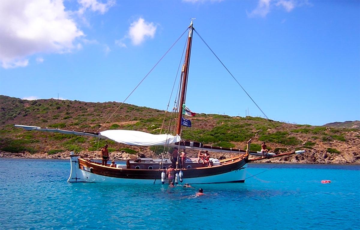 Escursioni Asinara in barca