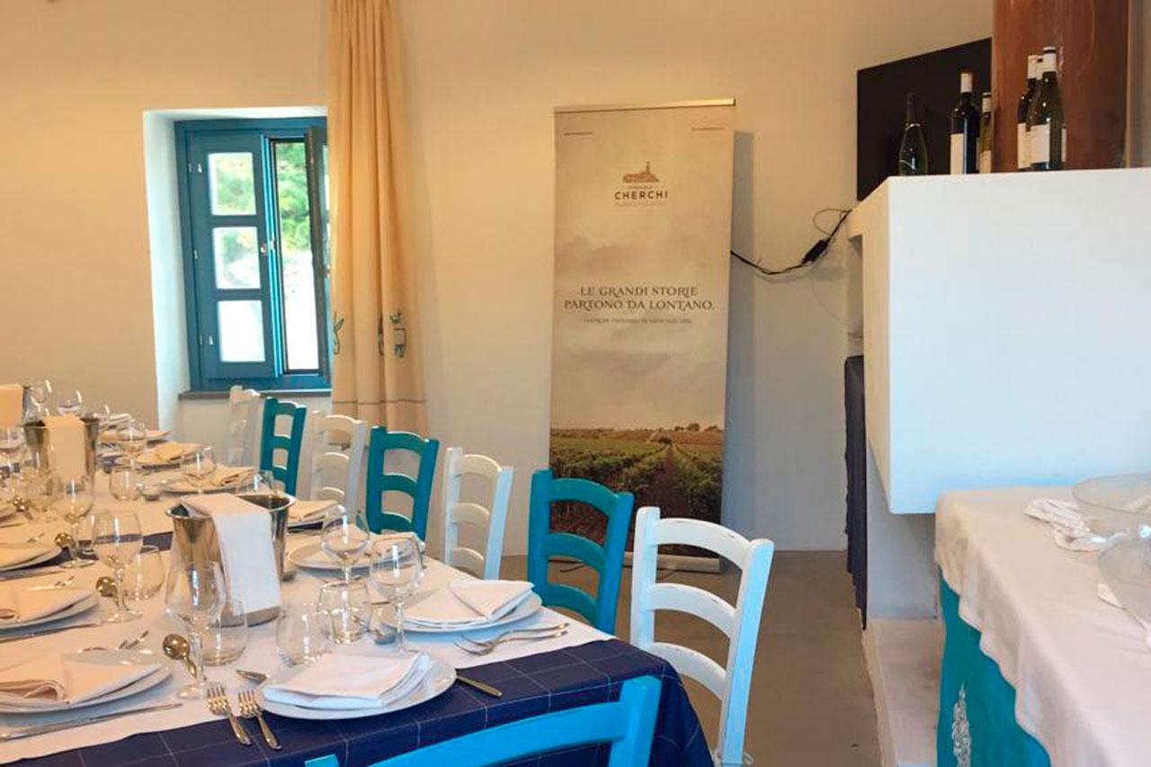 Ittiturismo isola dell'Asinara - ristorante